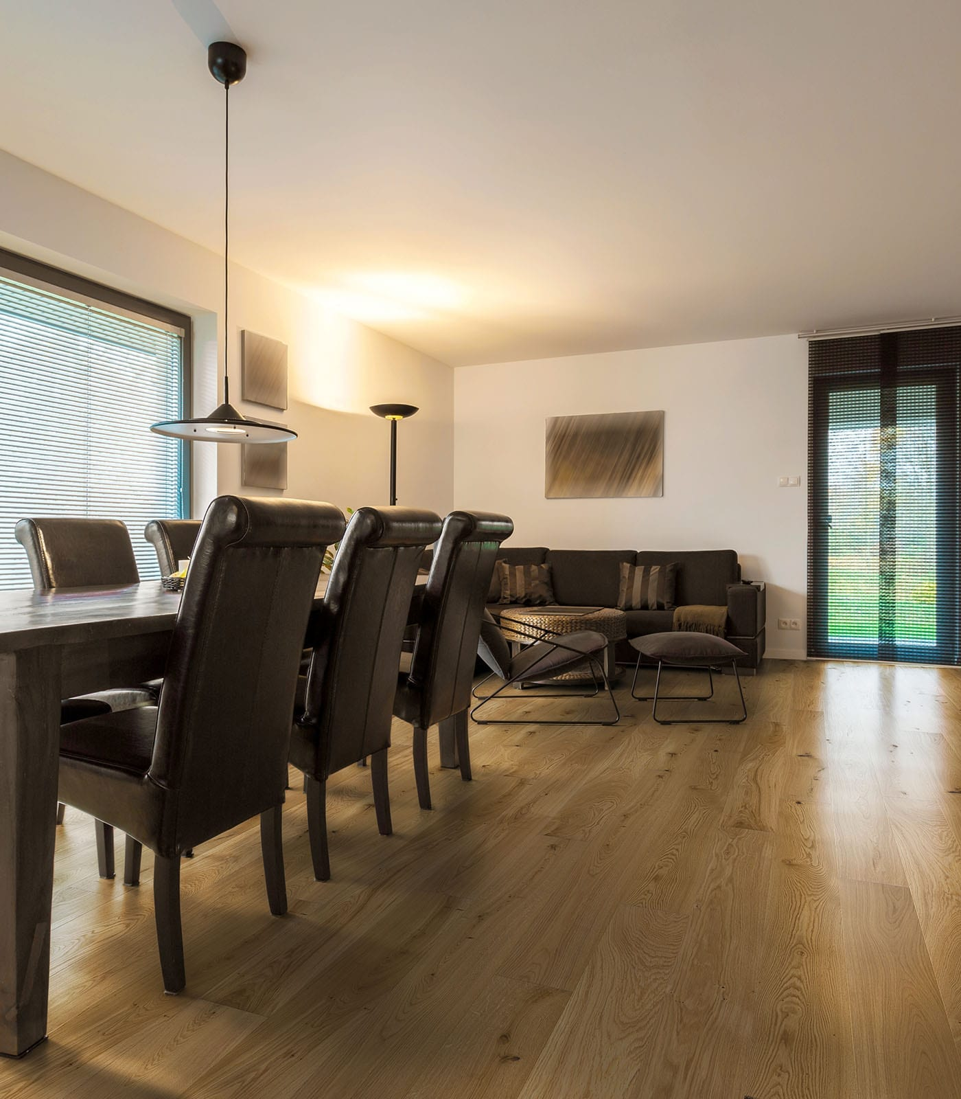 European Oak floors-Origins Collection-room