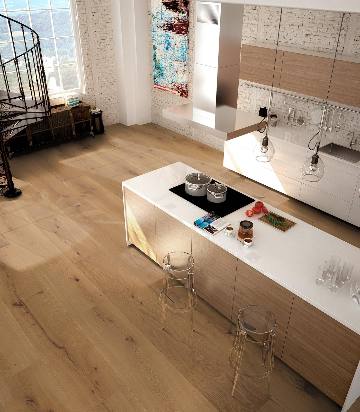 Semi-Fumed-European-Oak-Floors-Origins-Collection-room