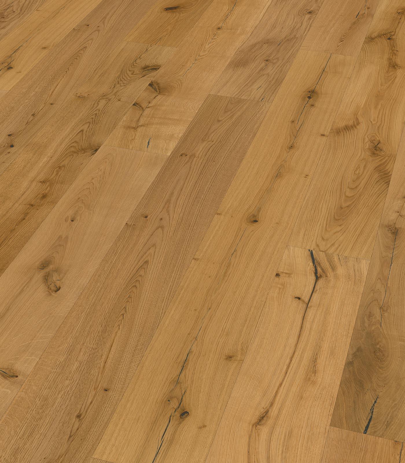 Oak Variante-European Oak floors-Variante Collection - Angle