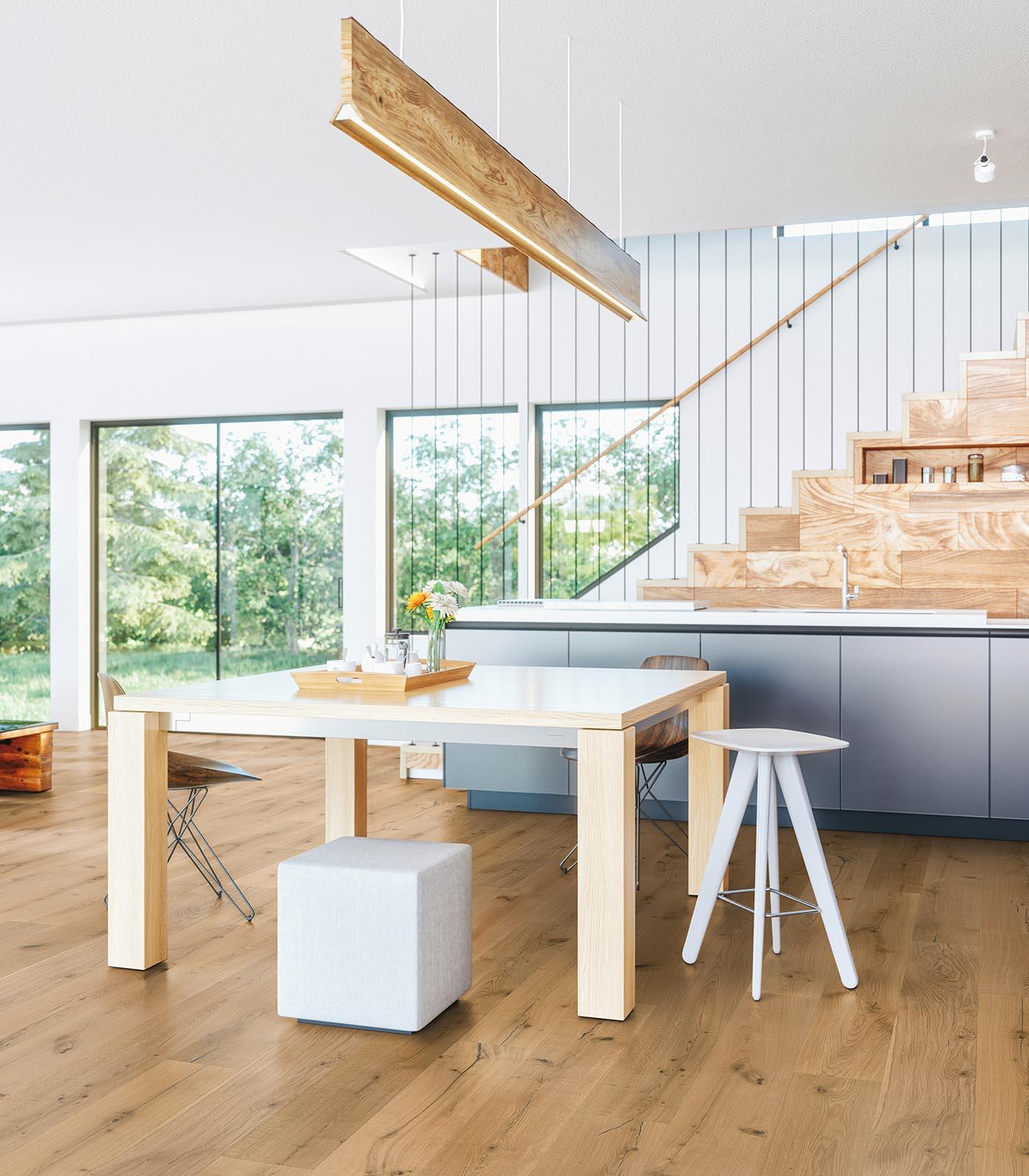 Oak Variante-European Oak floors-Variante Collection - Room