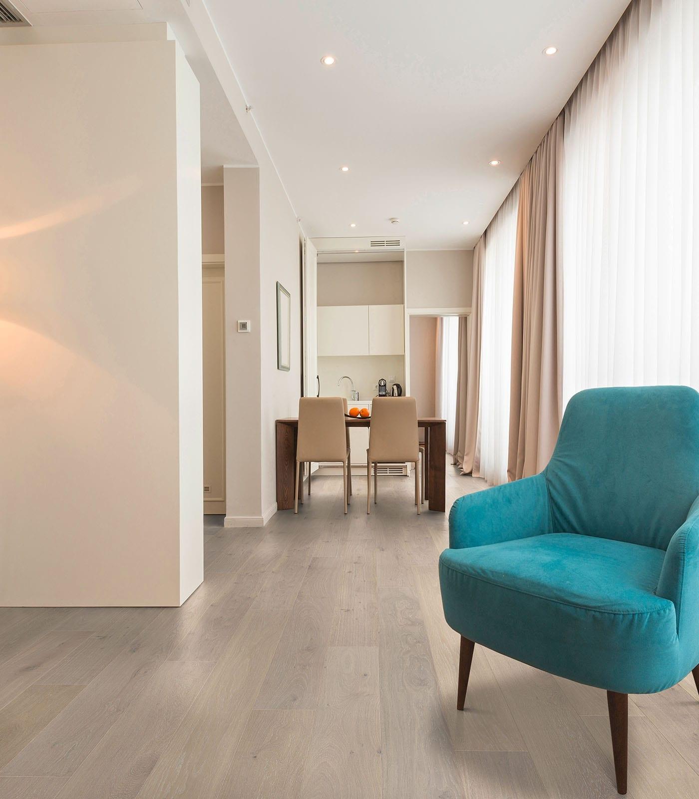 Albatron-Engineered European Oak floors-room