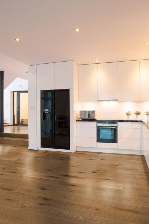 Alpine-Engineered European oak flooring
