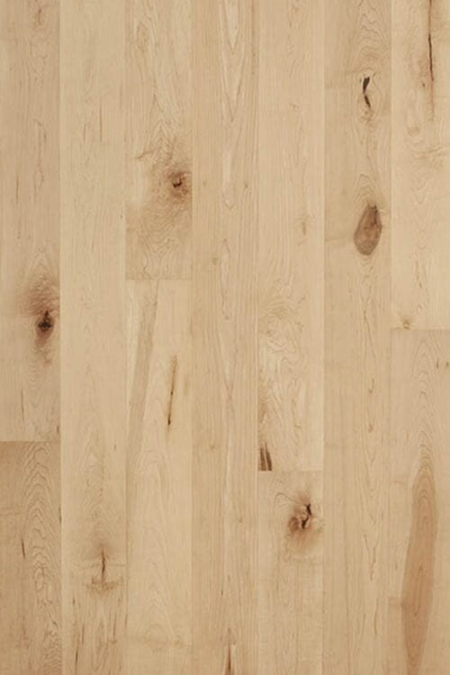 American rustic maple flooring