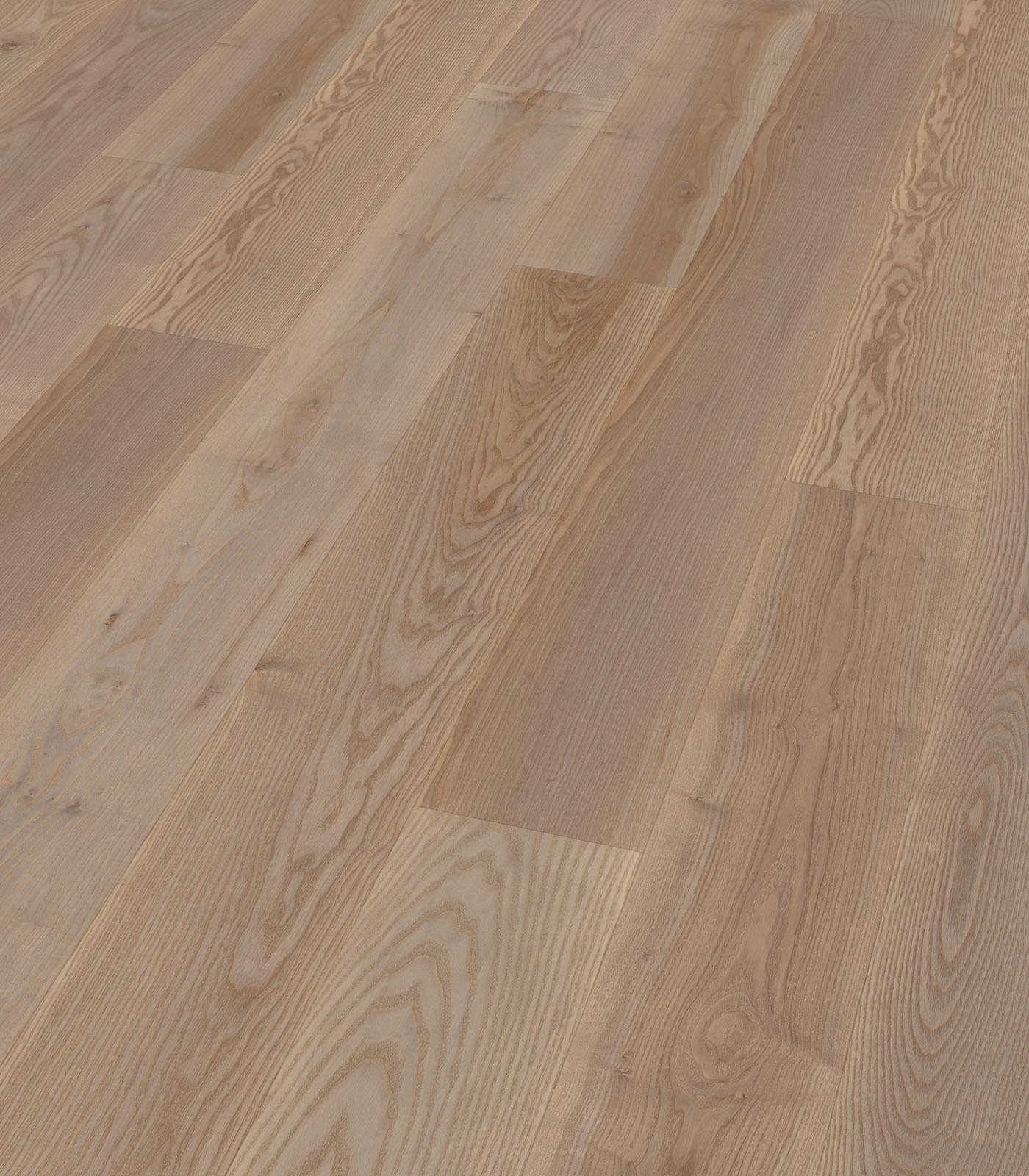 Amsterdam - After Oak Collection - European Ash Floor - Angle