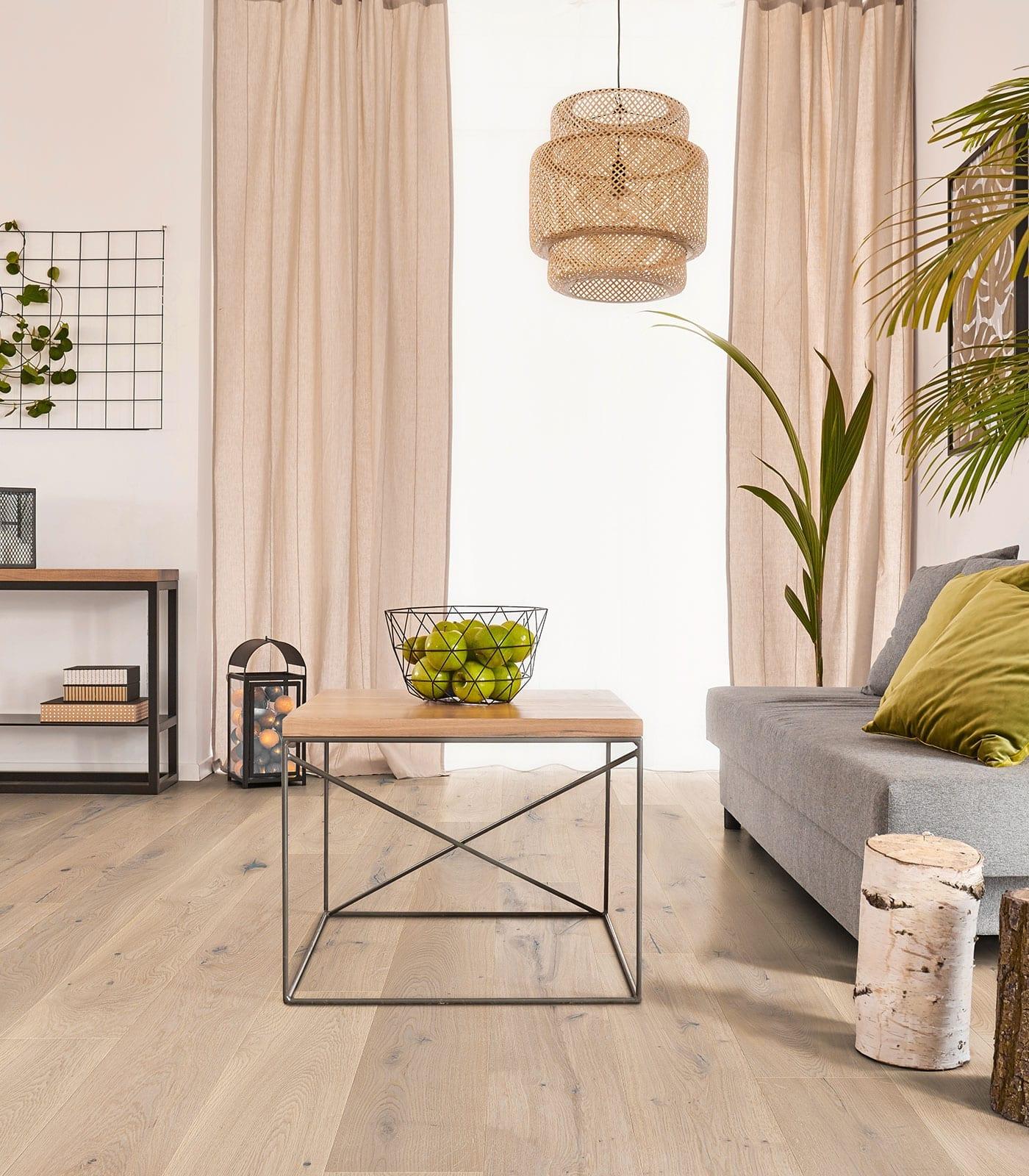 Andes-European engineered Oak floors
