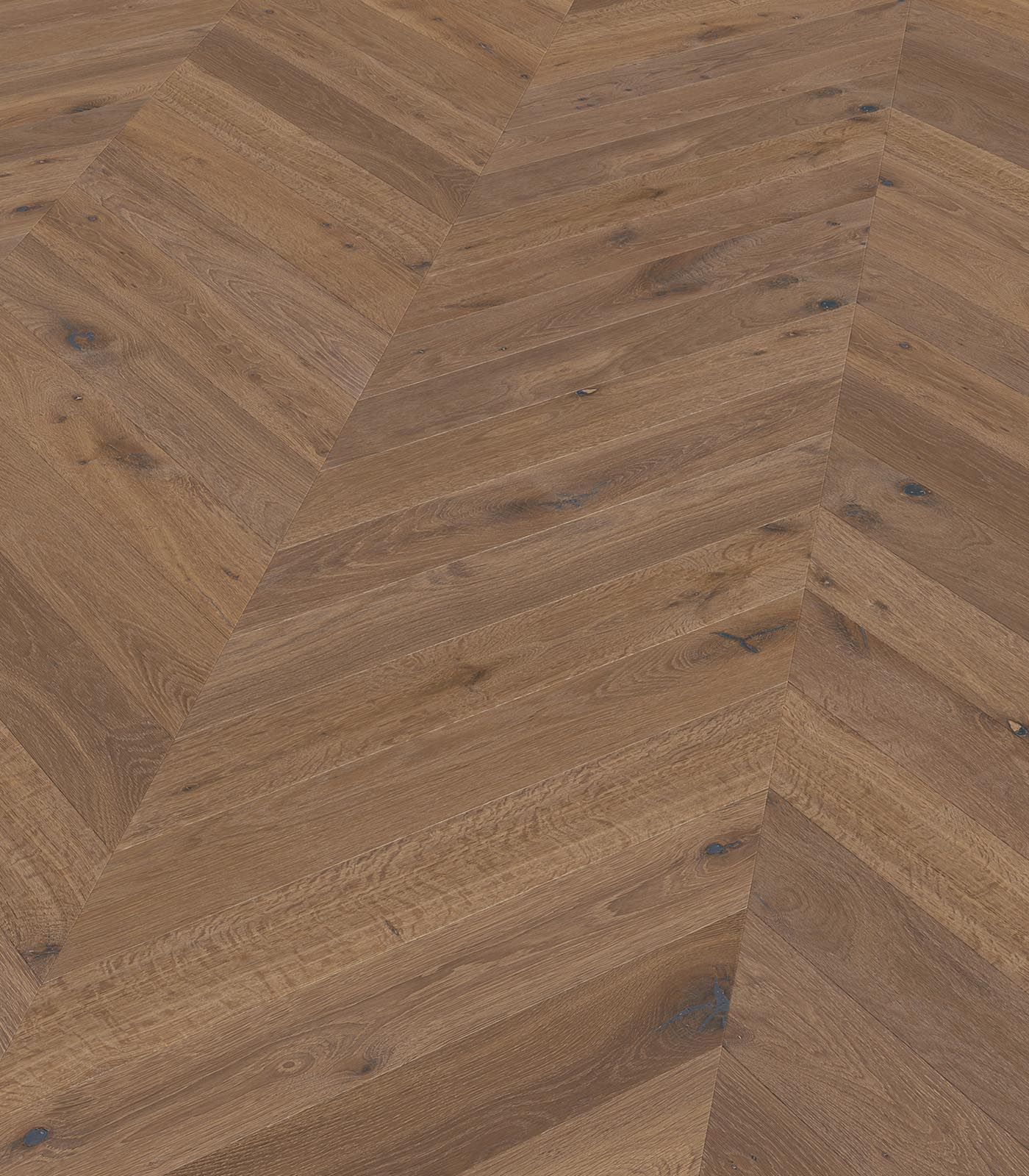 European Chevron Oak floors-Fashion Collection-Anguilla-angle