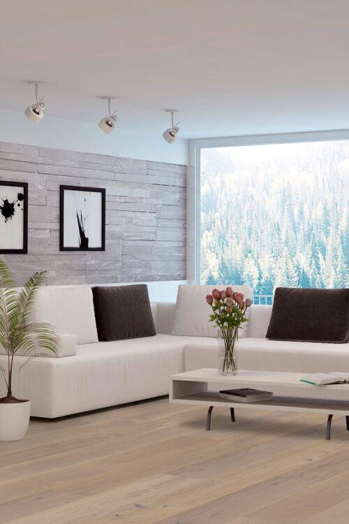 Arctic-Engineered European Oak floors