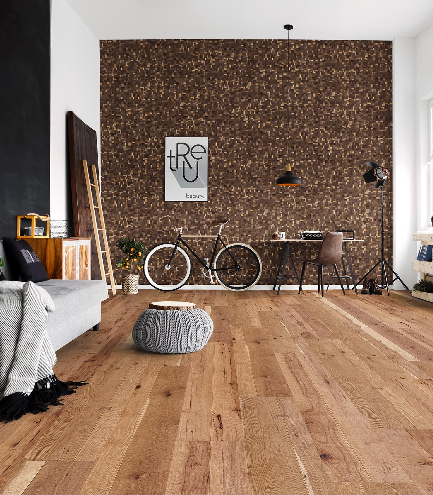 Athena-Baroque Collection-Wall panelling-European Oak-room