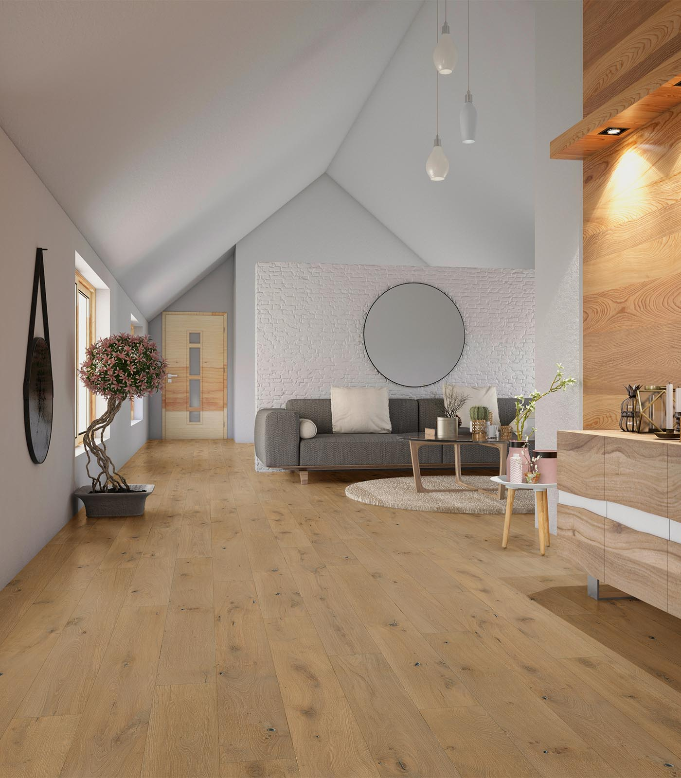 Avignong-Heritage Collection-European Oak floors-room