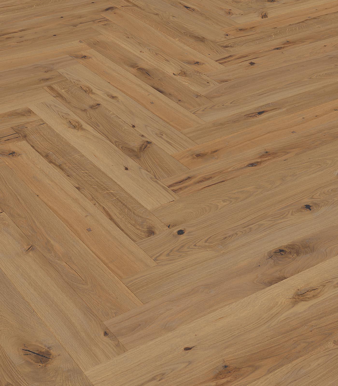 European Oak Herringbone floors-Fashion Collection-Barbados-angle