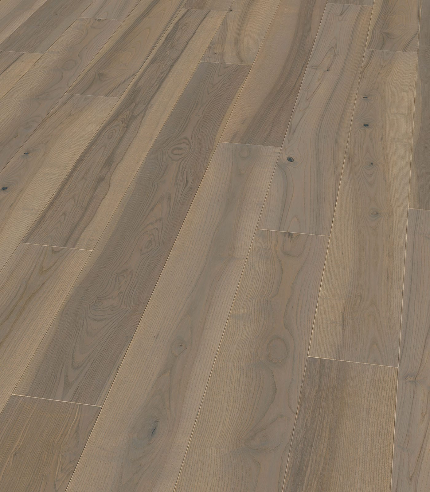 Barcelona - European Ash Floors - After Oak Collection - Angle