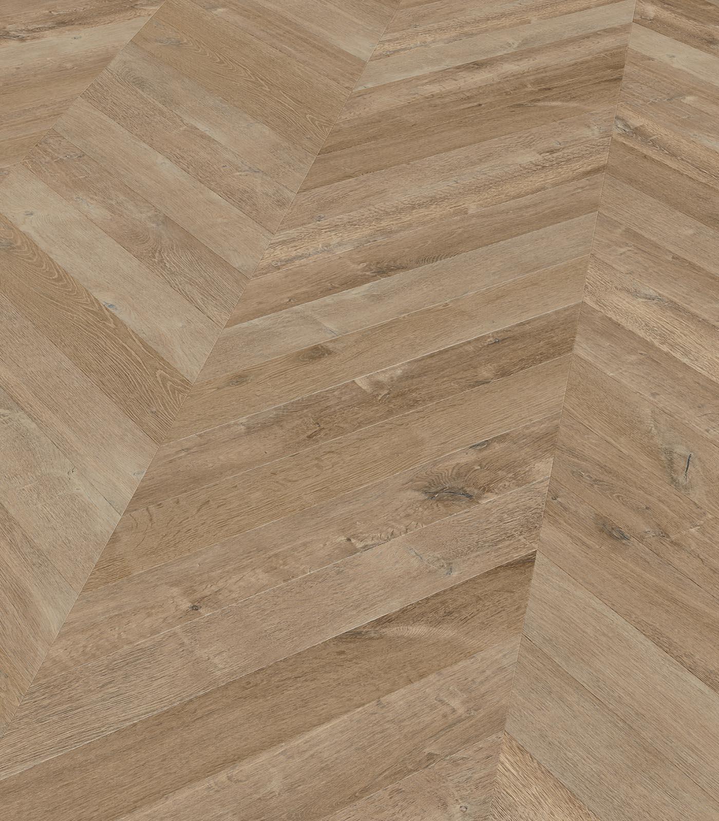 Bora Bora-Fashion Collection-Chevron European Oak floors-angle