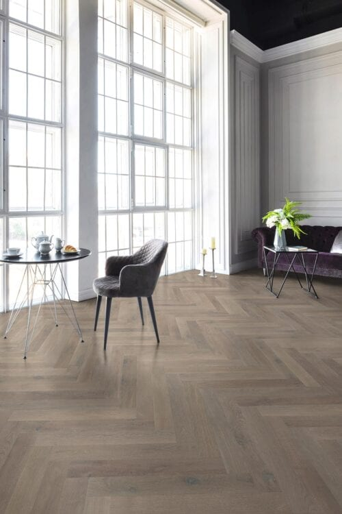 European Herringbone Oak Floors-Brittany-Fashion Collection-room