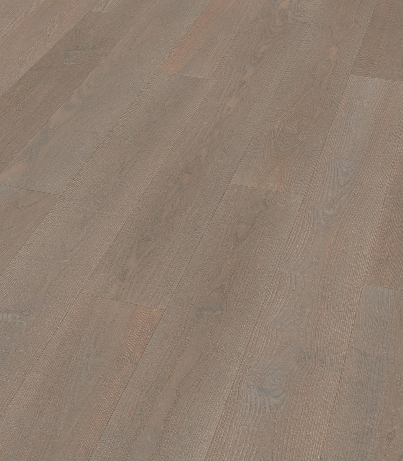 Budapest - Engineered European Ash Flooring - After Oak Collection - Angle