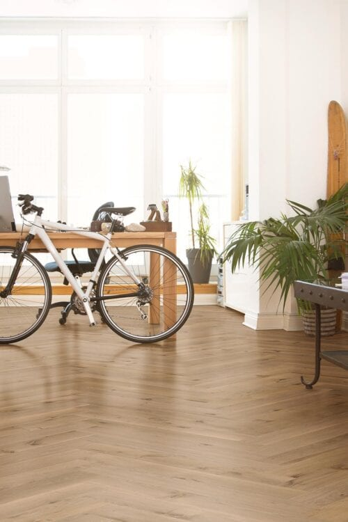 Cairns-Fashion Collection-European Herringbone Oak floors-room