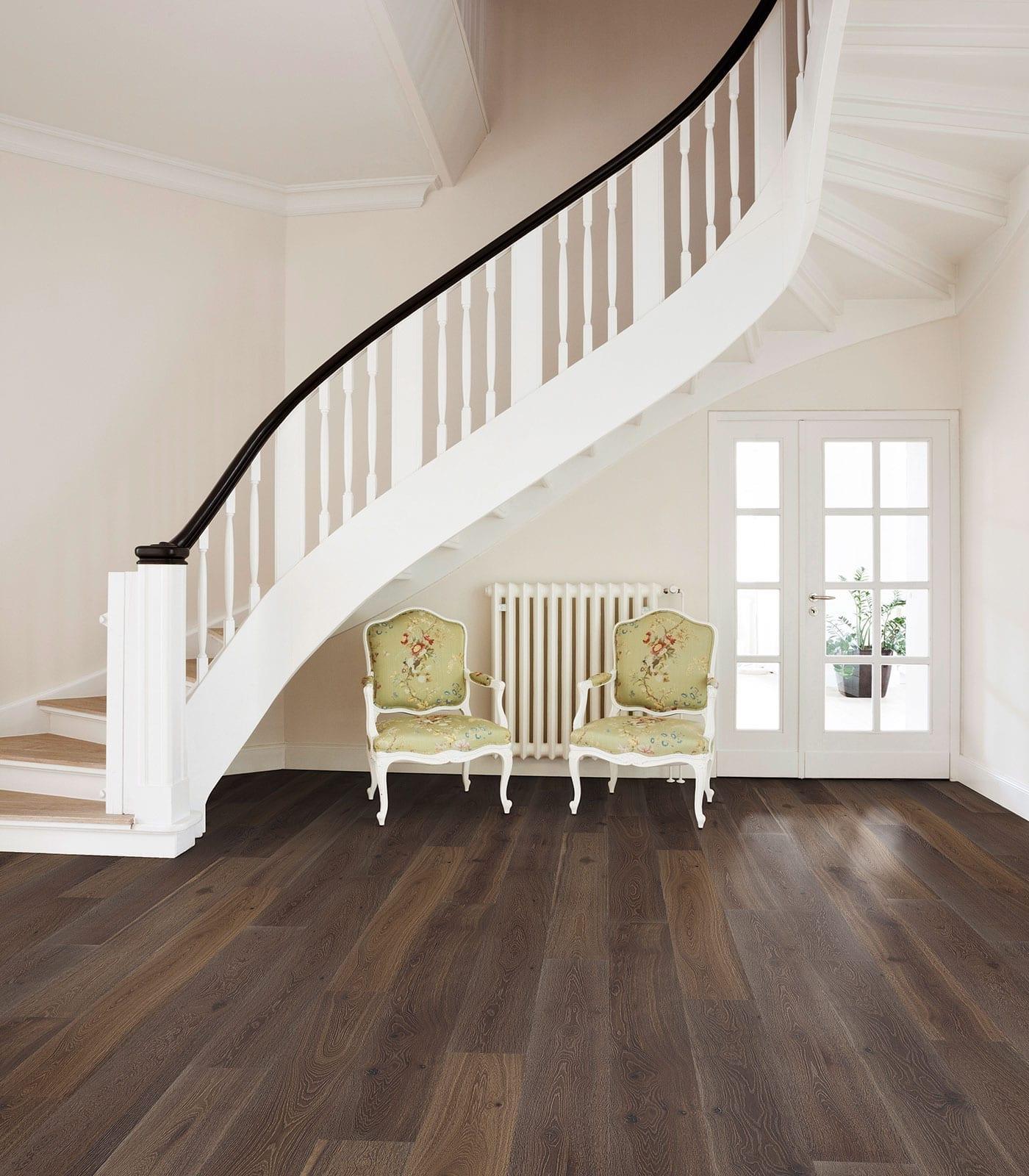 Carpathians-Antique collection-European Oak floors