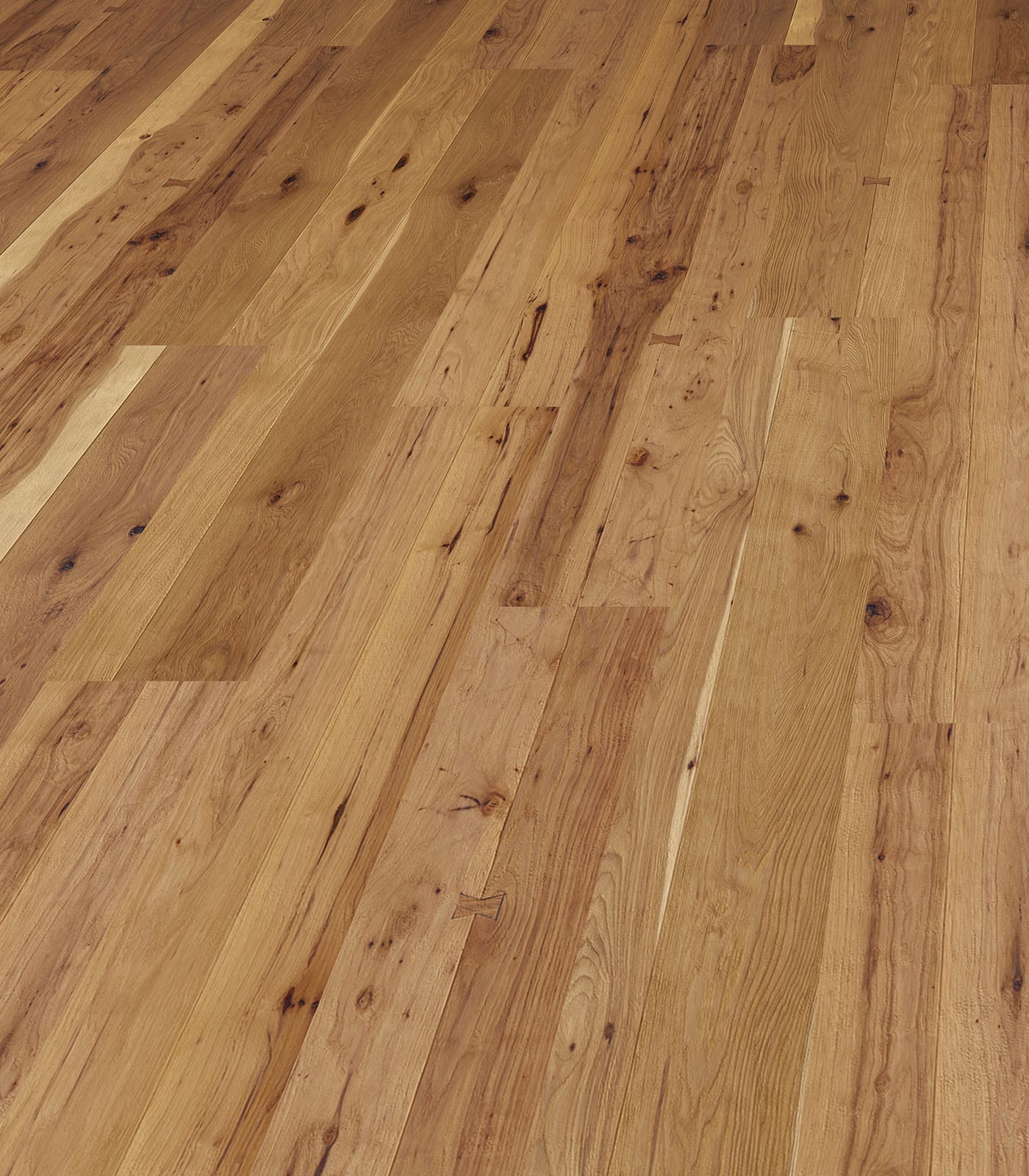 Chambord-Heritage Collection-Pecan engineered floors-angle