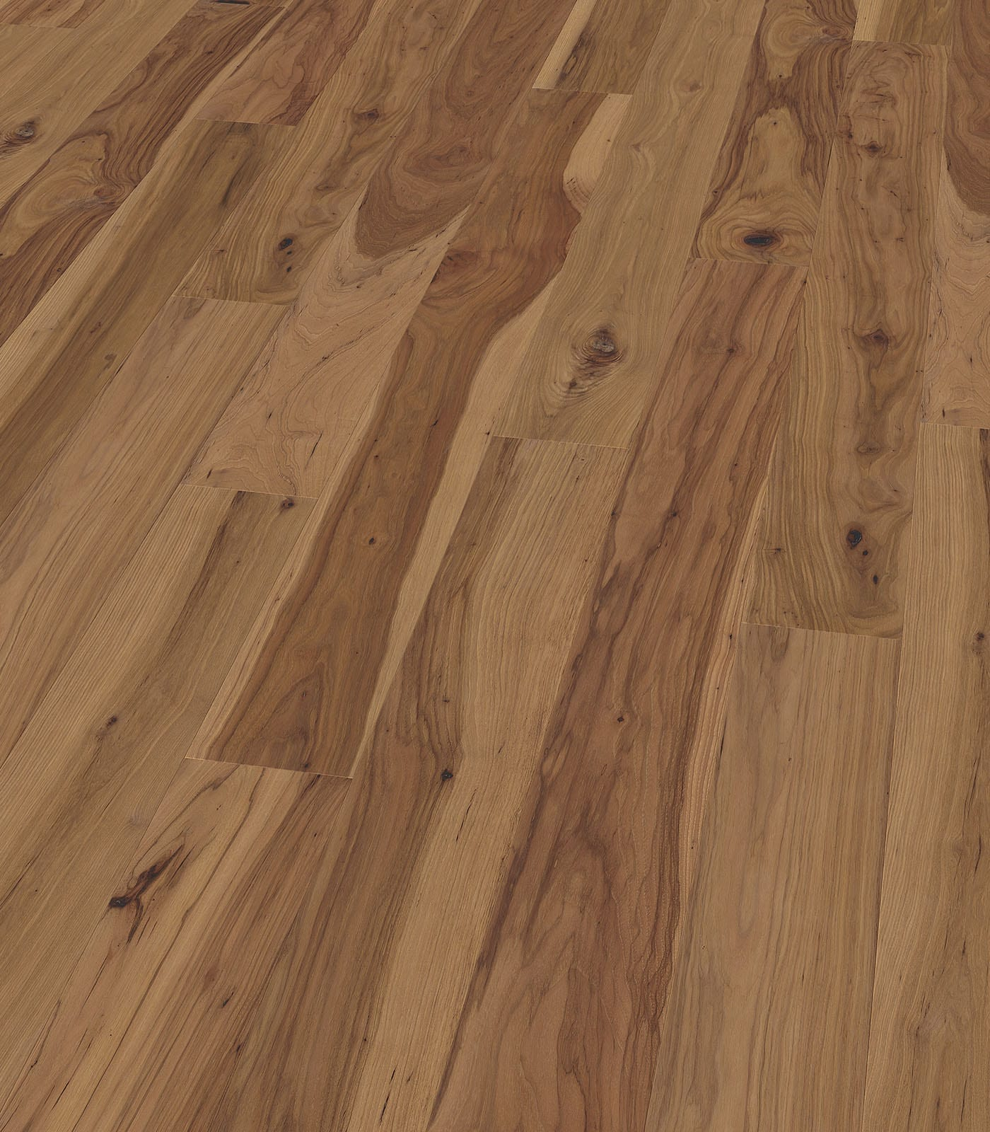 Cleveland-Engineered Pecan floors-After Oak Collection - angle