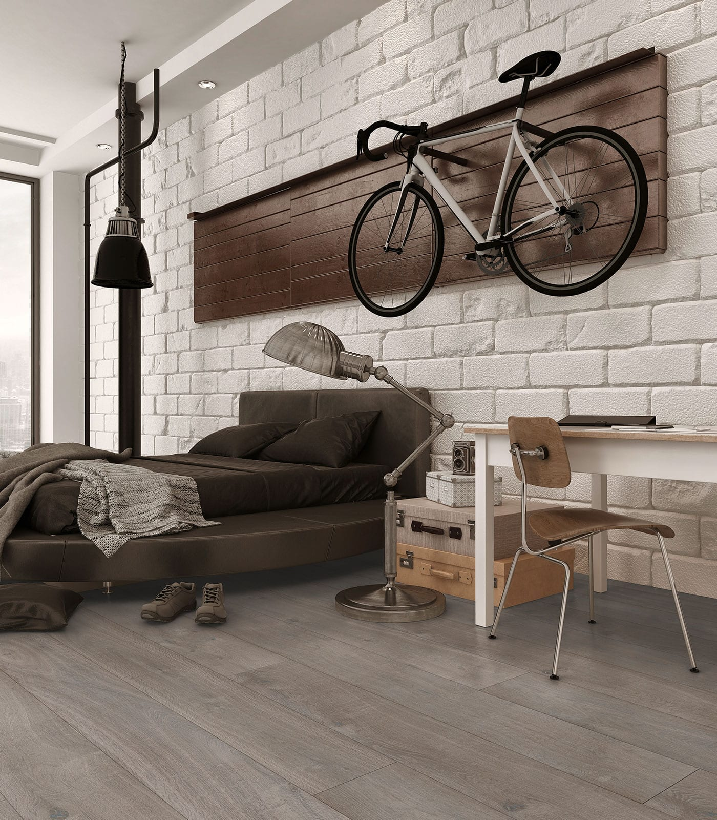 Courchevel - Engineered European oak floor