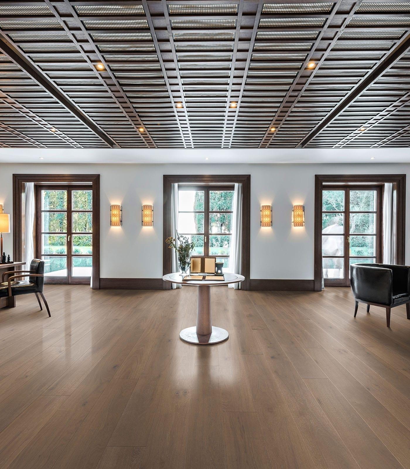 Crocodile Oak-Engineered European oak flooring