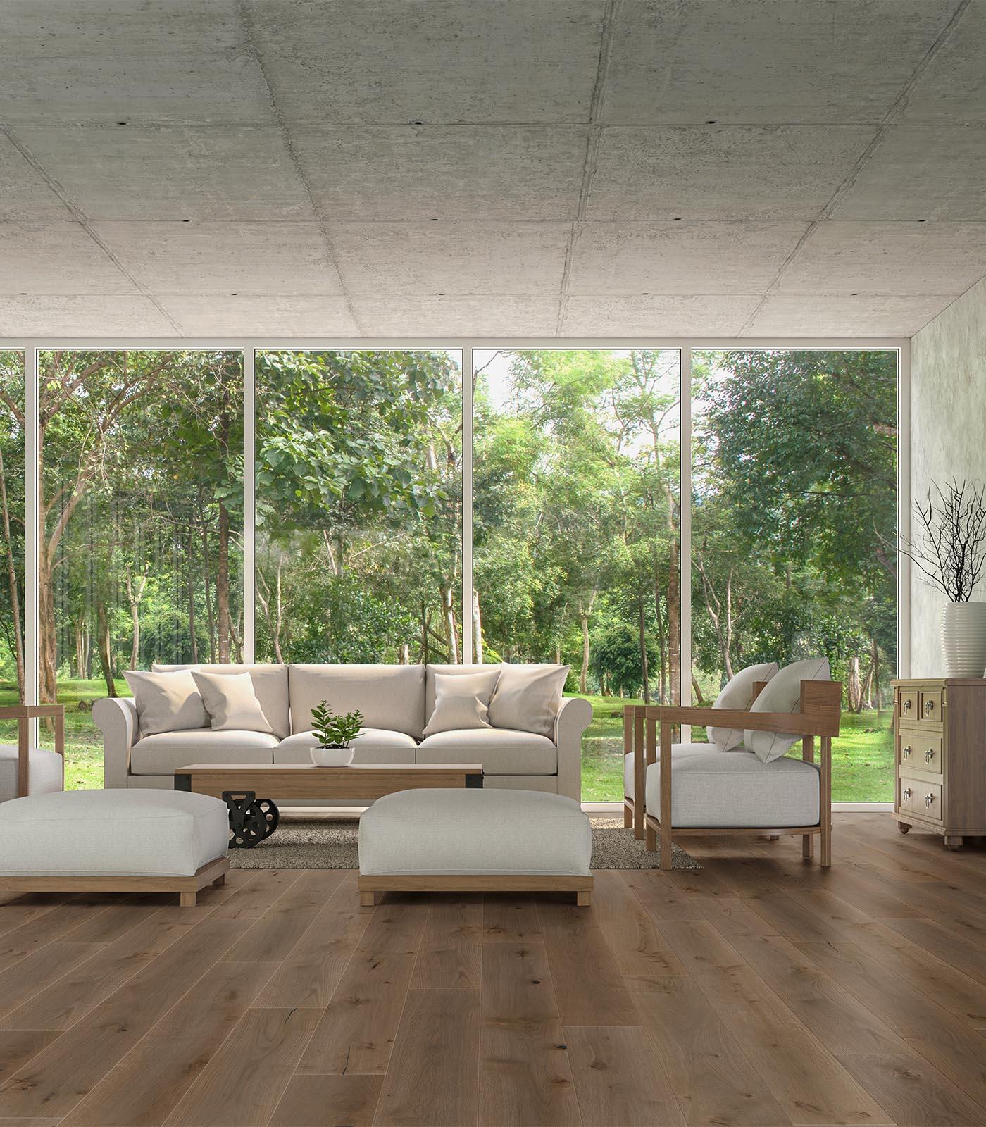 Cuba-European Oak Floors-Island Collection-room
