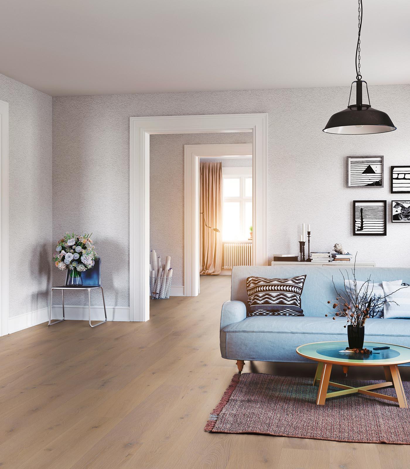 Dapple Oak-Colors Collection-European Oak Floors-room