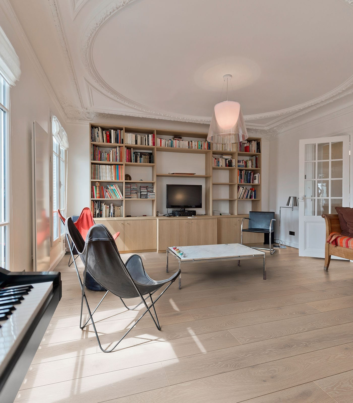 Ecur-Colors Collection-European Oak floors-room
