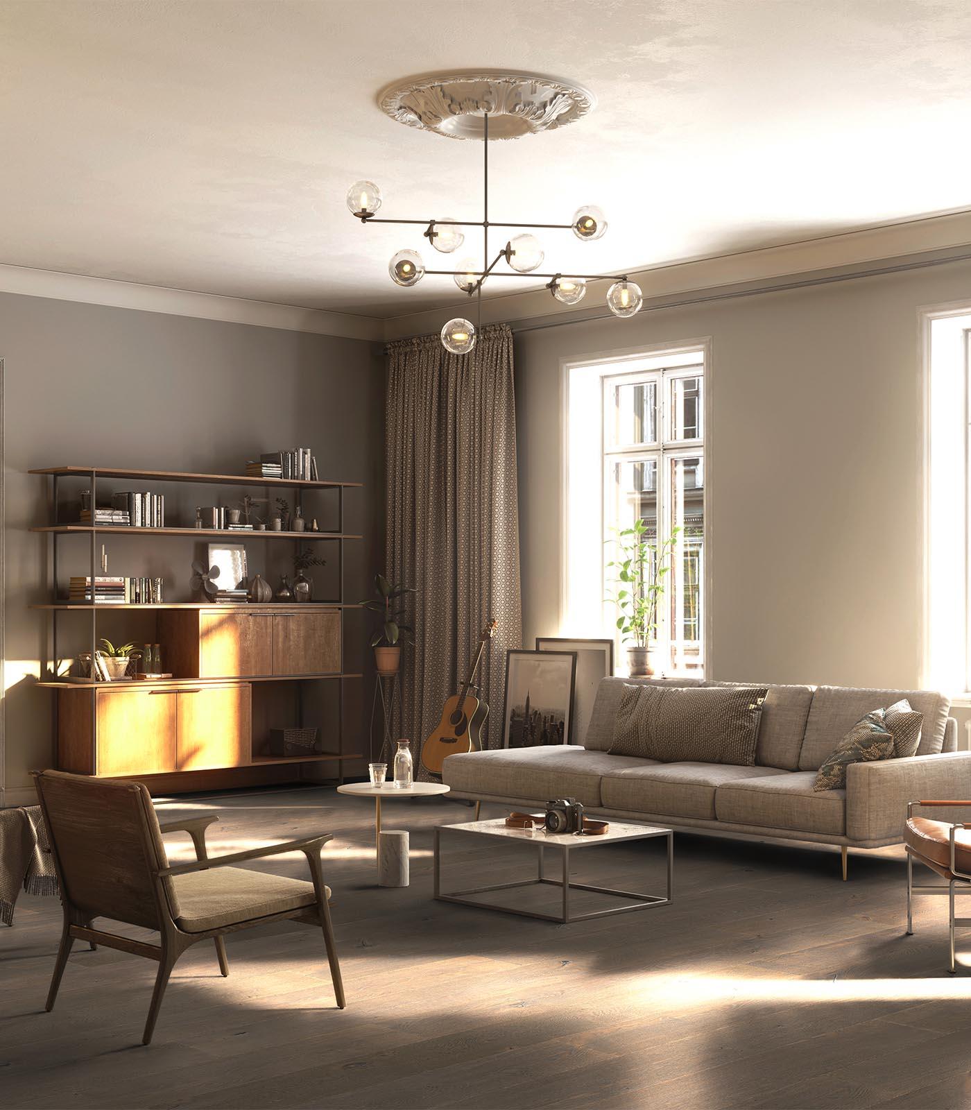 Edinburgh-Heritage Collection-European Oak Floors-room