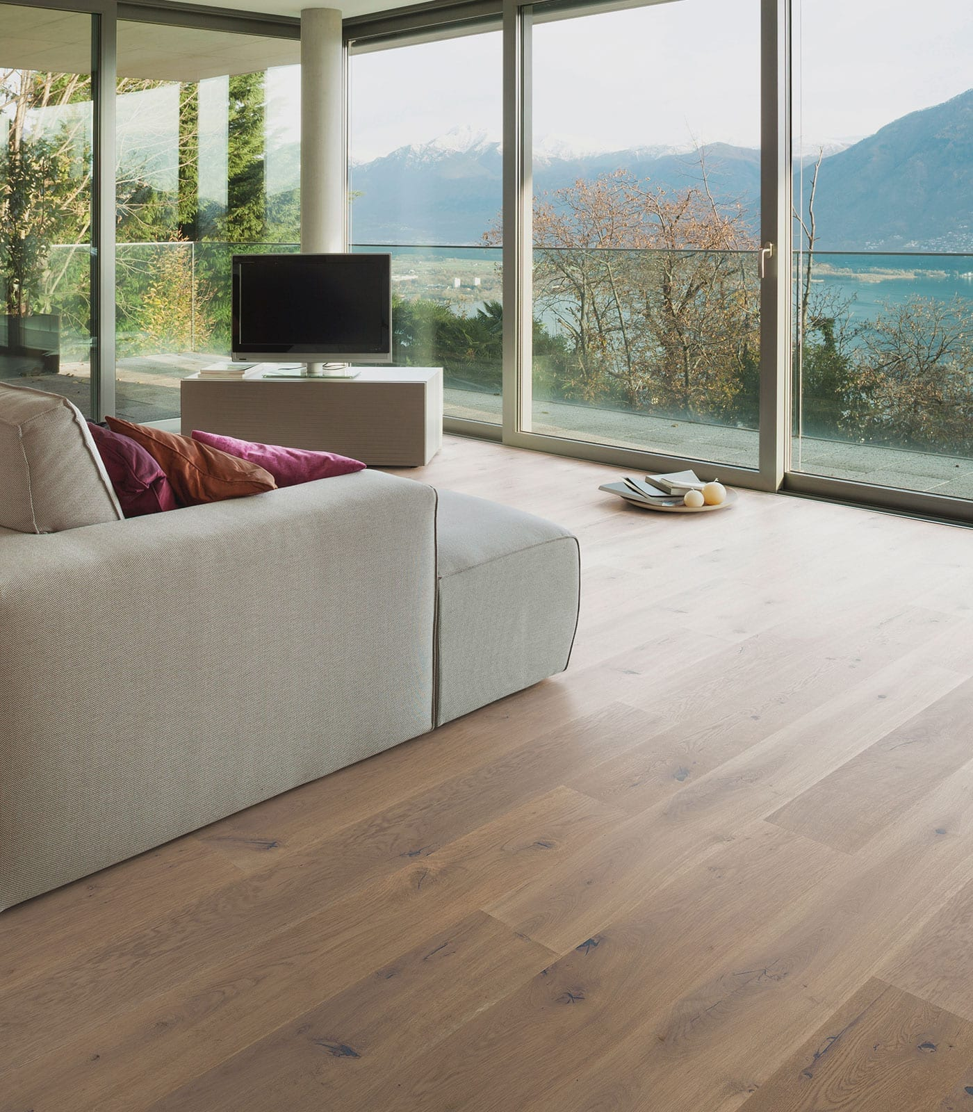 Apennines-European Oak floors-Antique Collection