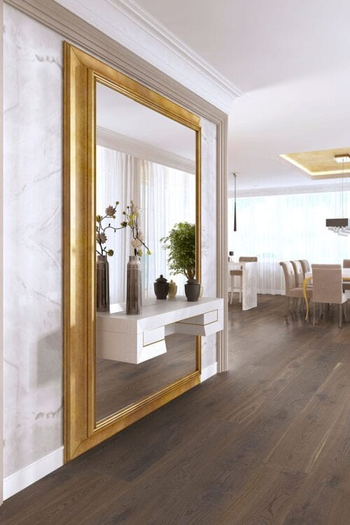 German Grey-European Oak Floors-Antique Collection