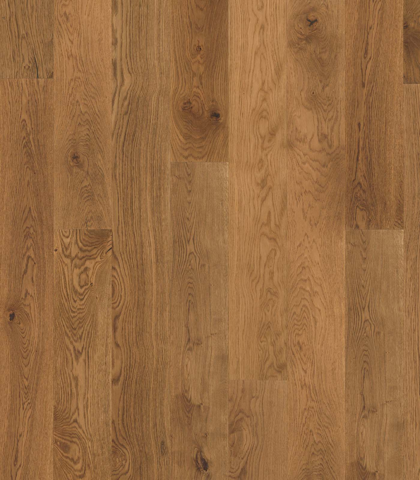 Semi-Fumed Oak Rustic-Origins Collection-European Oak Floors-flat