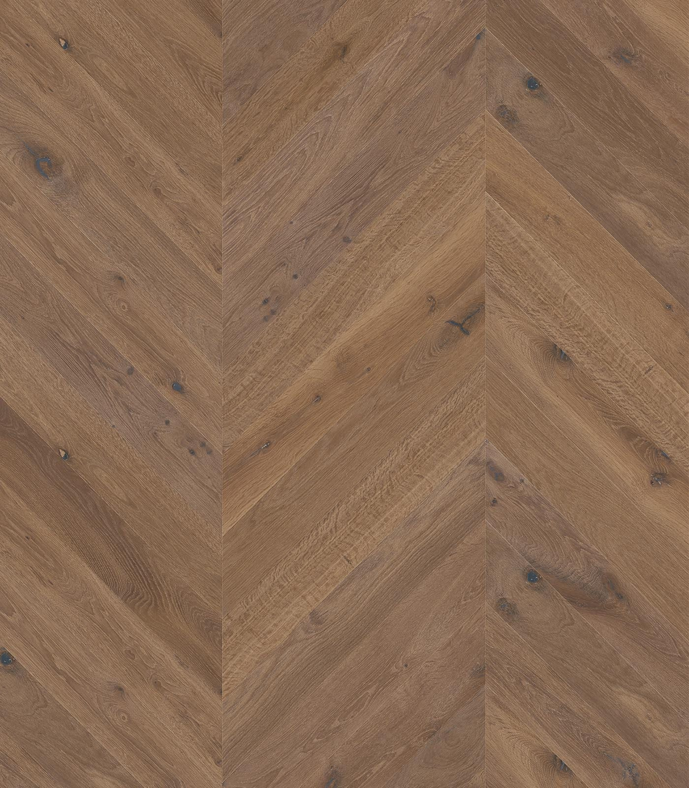 European Chevron Oak floors-Fashion Collection-Anguilla-flat