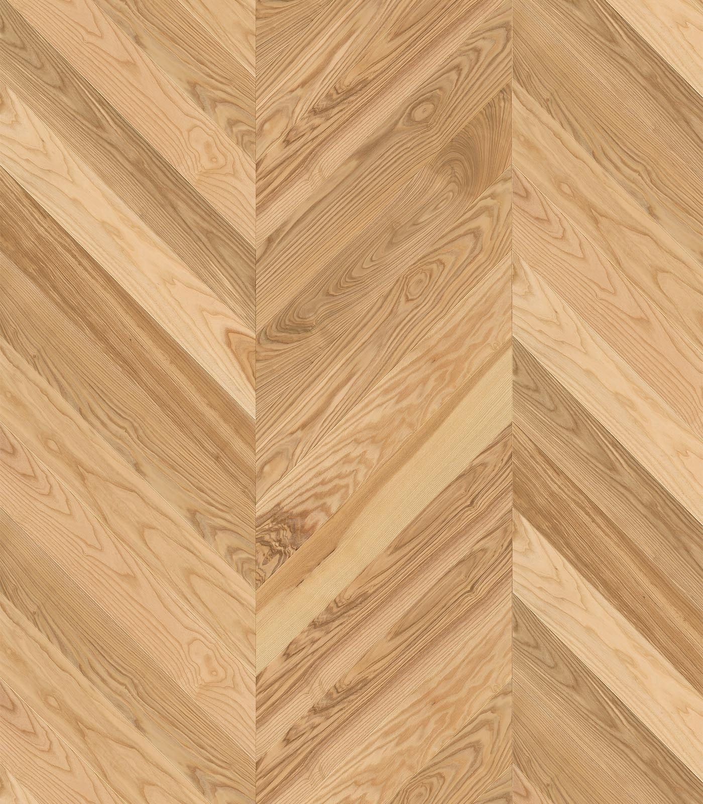 Fashion Collection-European Ash-engineered Chevron floors-flat