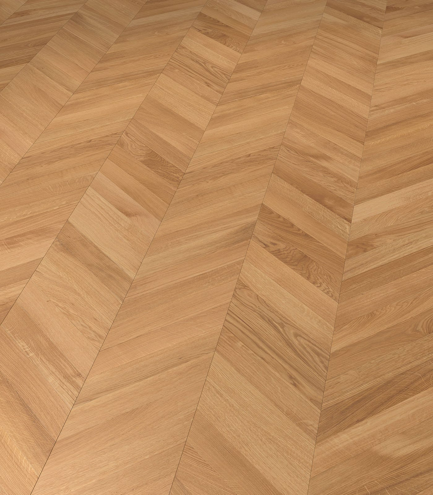 European Oak Chevron Connex floors-Fashion Collection-angle