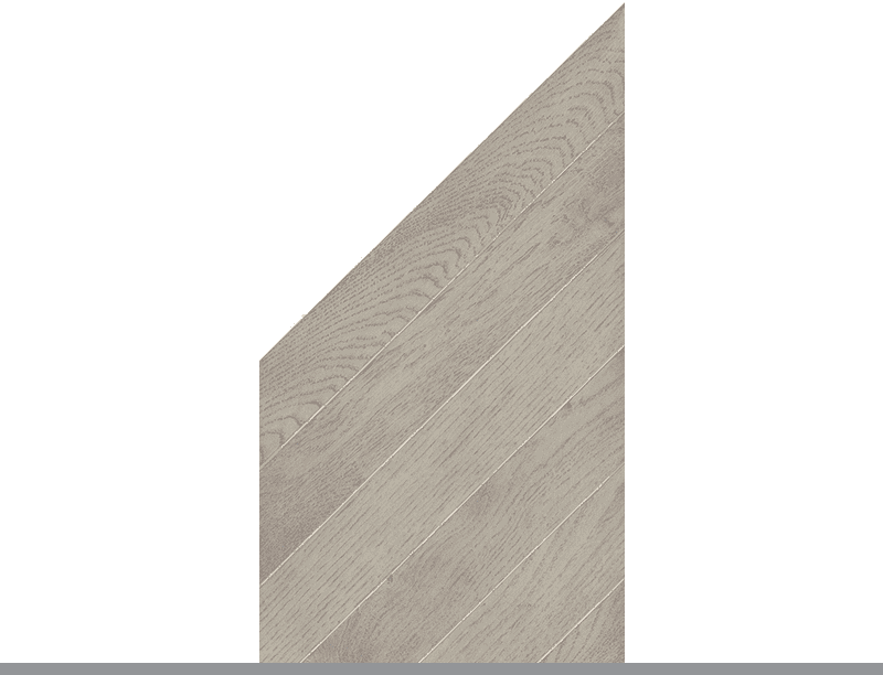 Zanzibar Chevron - European Oak floors - Fashion Collection
