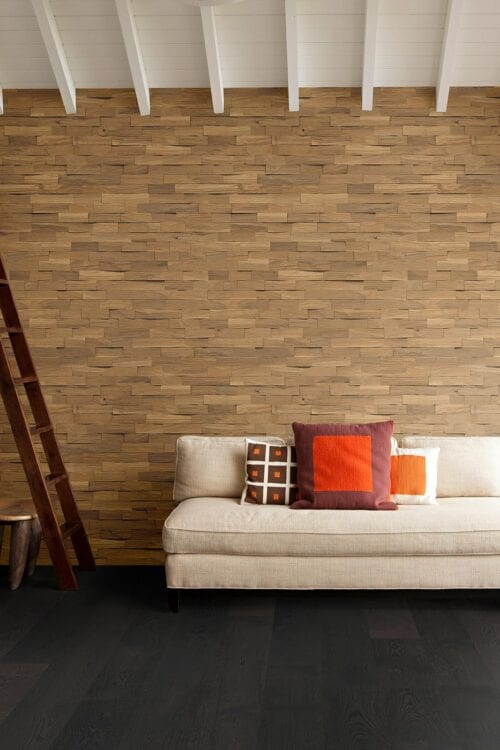Hera-european Oak wall panelling