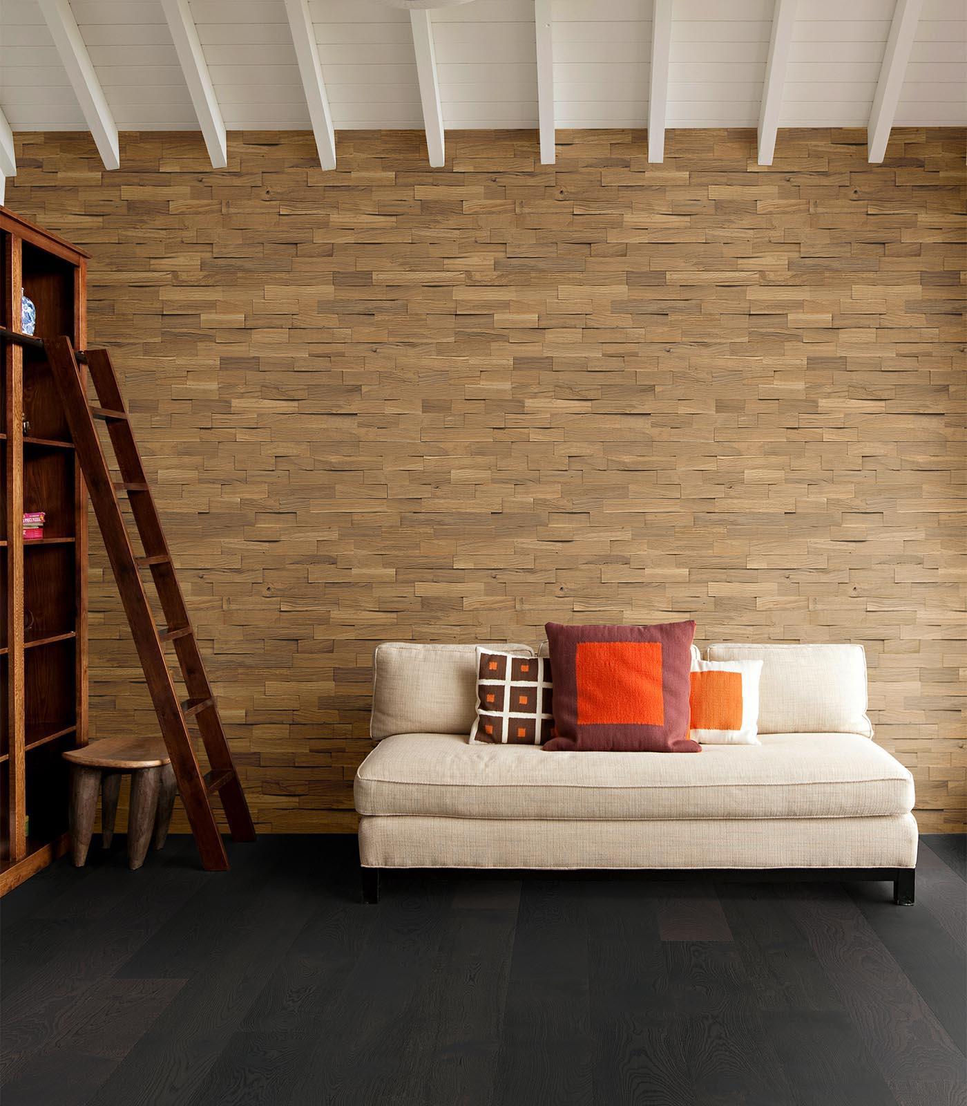 Hera-european Oak wall panelling
