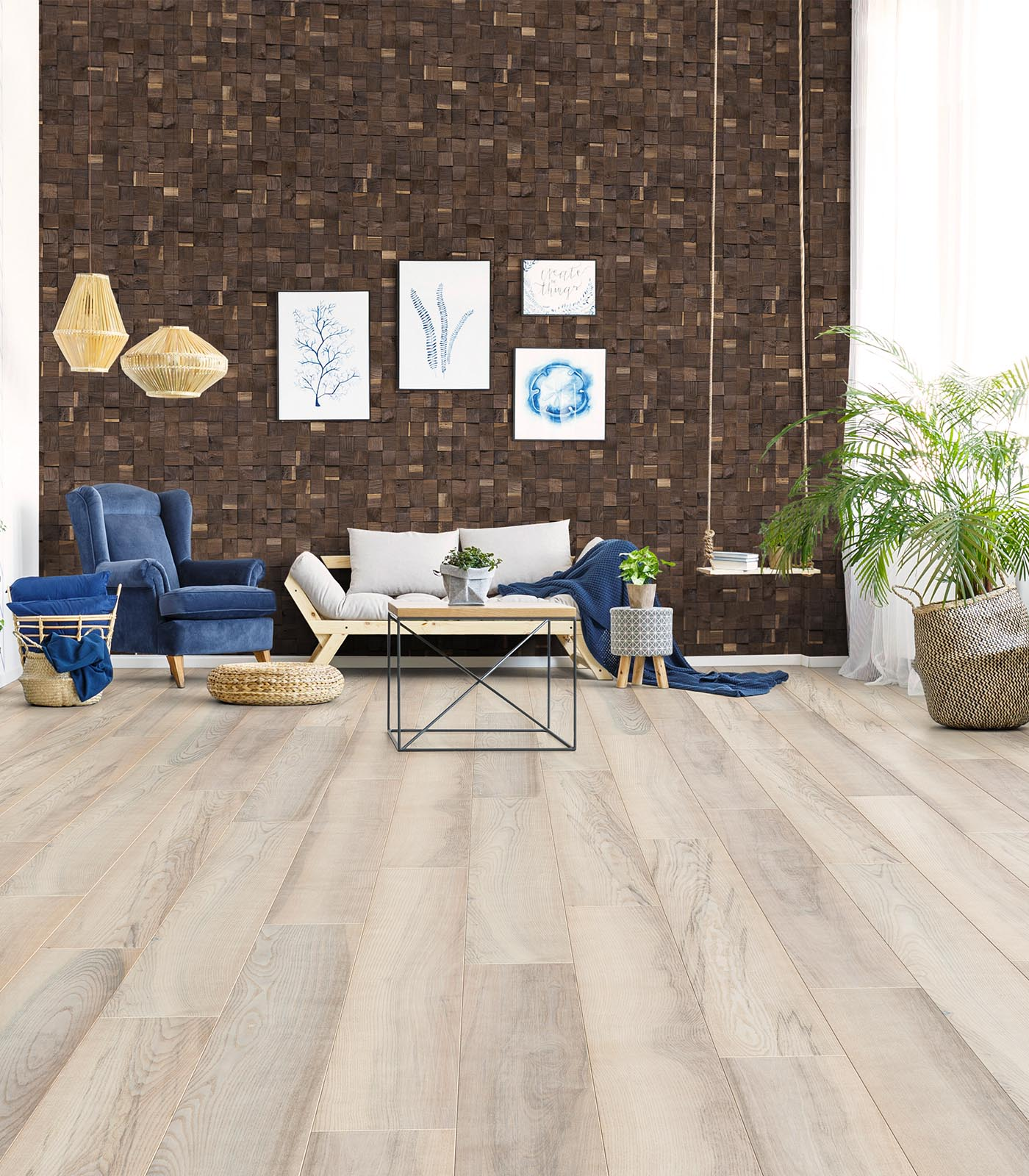 Heracles-Baroque Collection-European Oak wall panelling