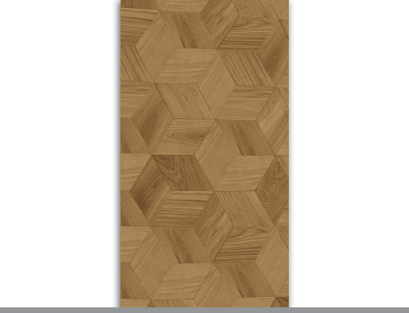 Baroque - Wall Panelling - Nike Oak