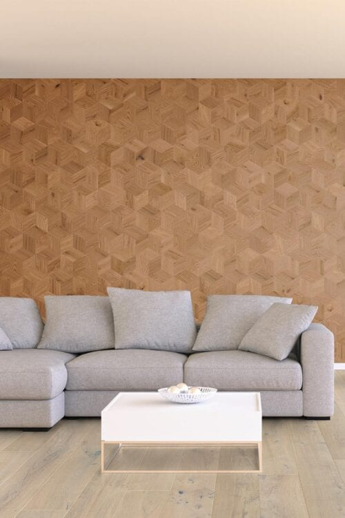 Hesti-Baroque Collection-Wall panelling-European Oak