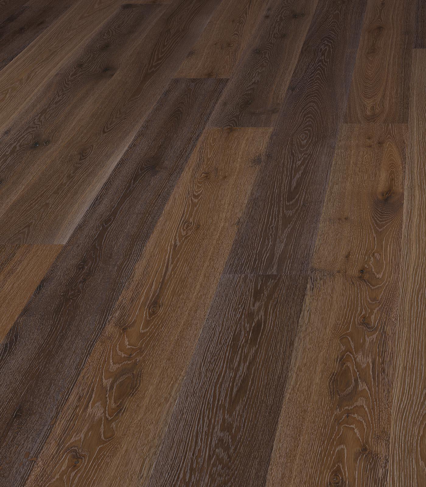 Laurentians-European engineered floors Oak-angle