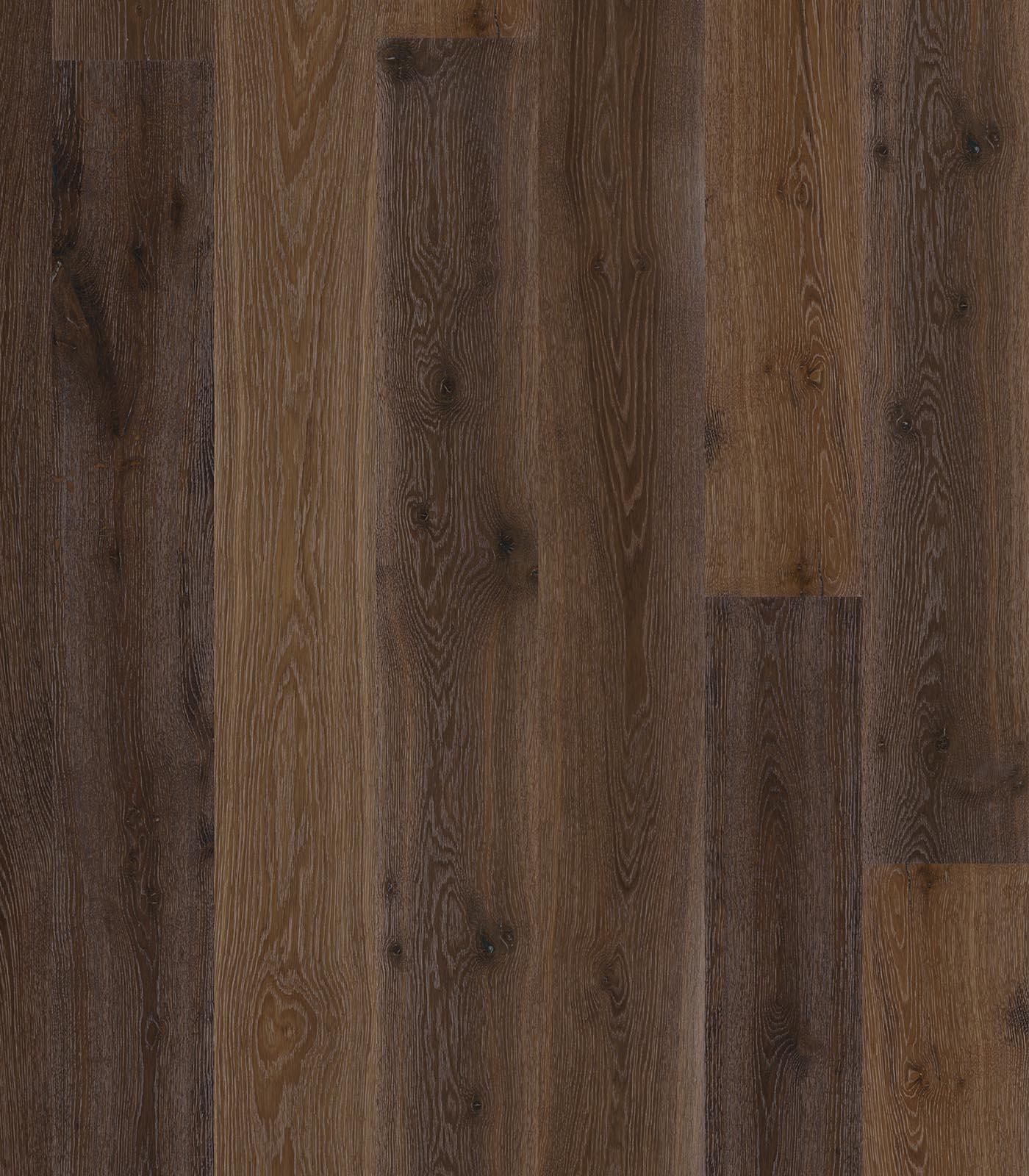 Laurentians-European engineered floors Oak-flat