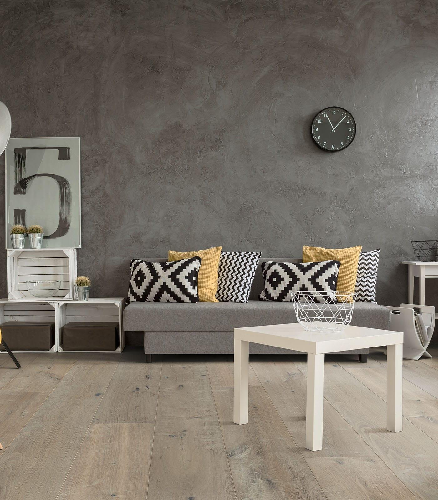 Mauritius - Oak Wood Flooring