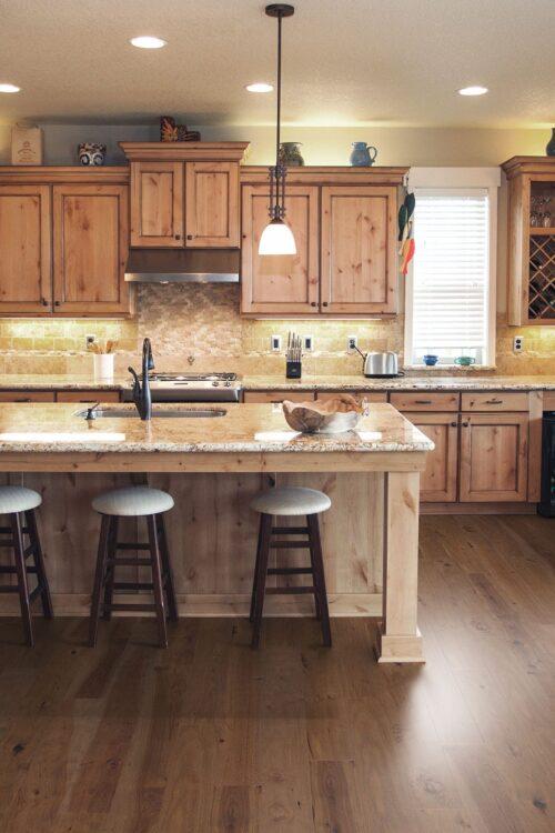 Memphis-Pecan engineered floors-After Oak Collection - room
