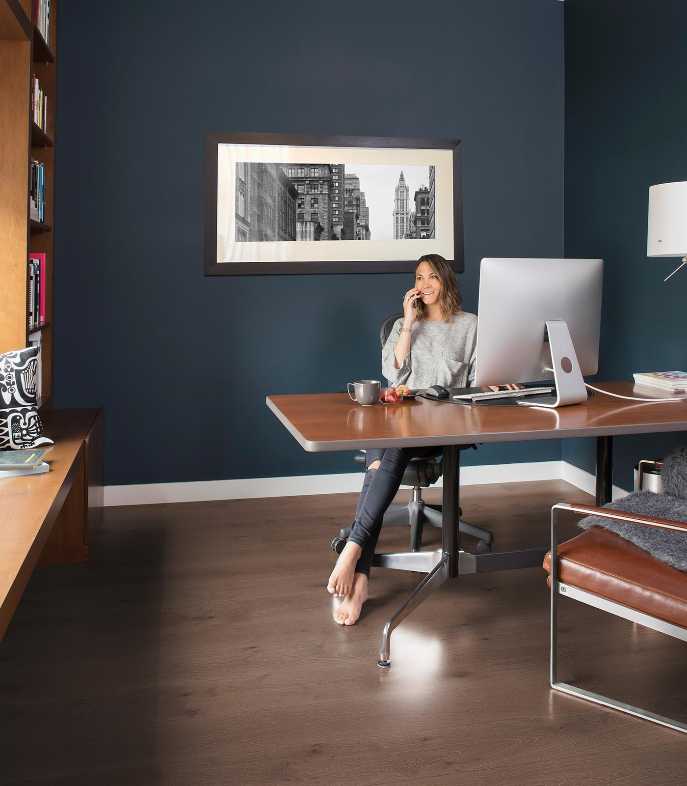Metz Brown-European Oak Floors-Colors Collection-room