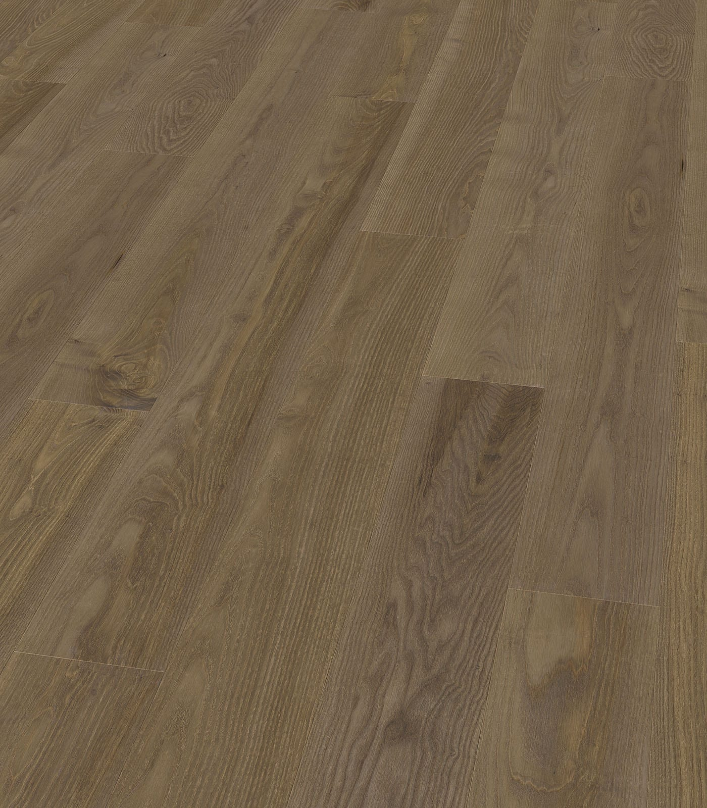 Milan-After Oak collection-European Ash Floors - angle