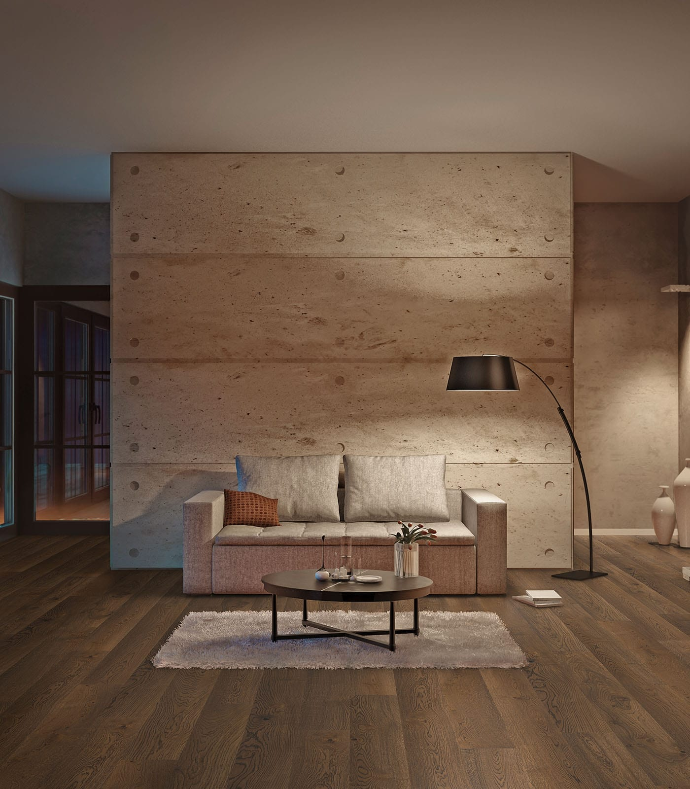 Milano-Colors Collection-European Oak floors-room