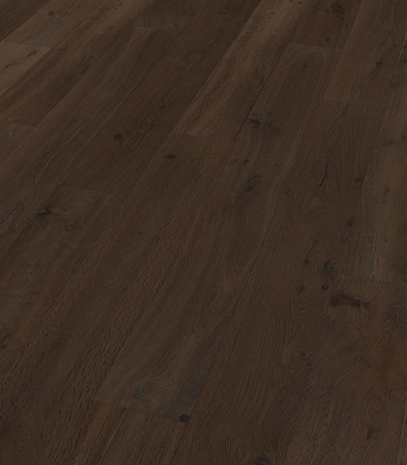 Mount Fuji-Antique Collection-European Oak floors-angle