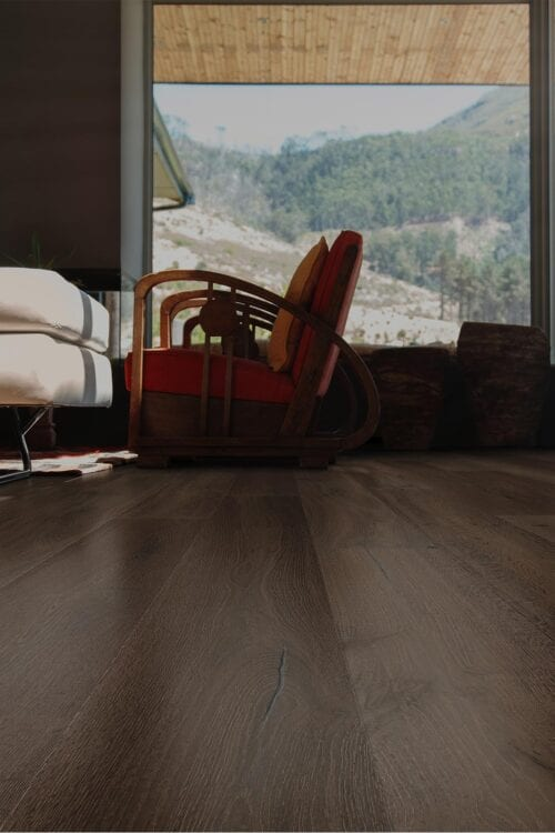 Mount Fuji-Antique Collection-European Oak floors-room