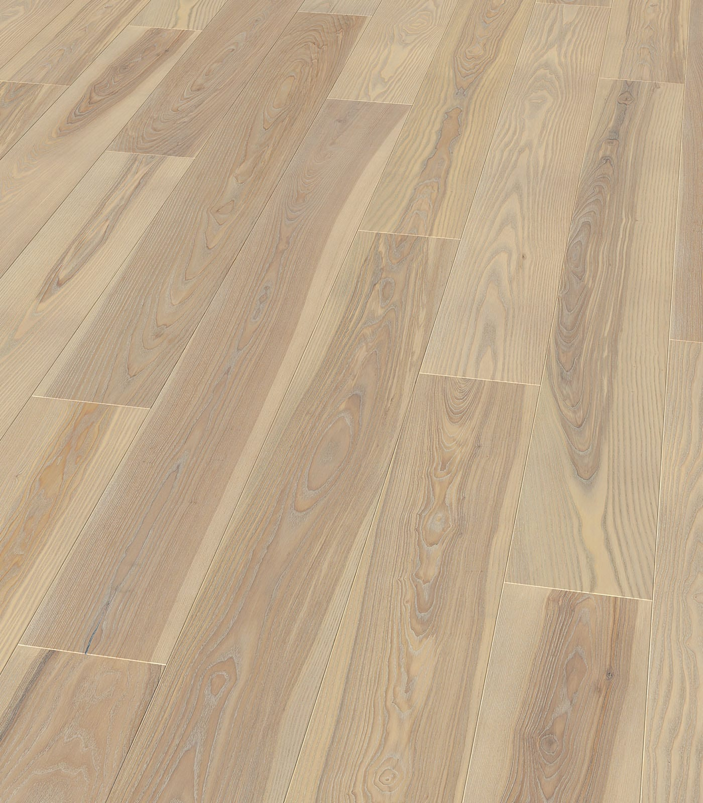 Munich-After Oak Collection-European Ash Floors - angle